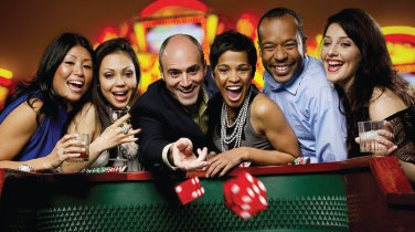 1 Night Casino Package at Fallsview Tower Hotel